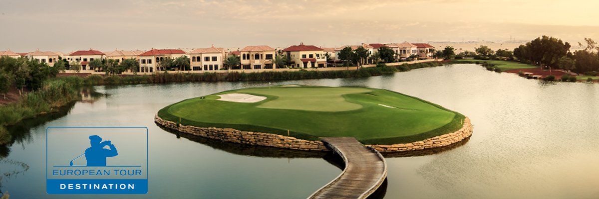 Albatross European Tour Destination Jumeirah Earth Course